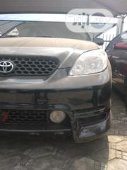 Toyota Matrix 2004 Black | Cars for sale in Lagos State, Lekki Phase 2