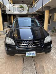 Mercedes-Benz M Class 2008 Black | Cars for sale in Edo State, Ikpoba-Okha