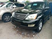 Lexus GX 2005 470 Sport Utility Black   Cars for sale in Lagos State, Lagos Mainland