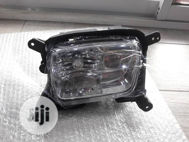 Fog Light Kia Sorento 2014