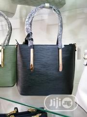Black Quality Leather Bag | Bags for sale in Lagos State, Ikeja