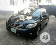 Toyota Corolla 2008 Black   Cars for sale in Rivers State, Port-Harcourt