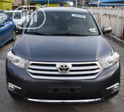 Toyota Highlander 2013 Limited 3.5l 4WD Gray | Cars for sale in Lagos State, Lekki Phase 2