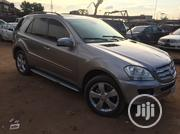 Mercedes-Benz M Class ML350 4MATIC AWD 2009 Gray | Cars for sale in Imo State, Owerri