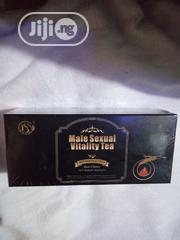 Men Sexual Vitality Tea | Sexual Wellness for sale in Lagos State, Isolo