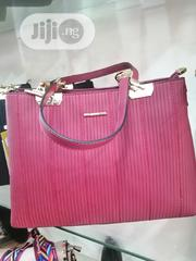 Wine Leather Bag - Sunny | Bags for sale in Lagos State, Ikeja