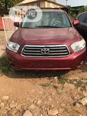 Toyota Highlander 2010 Sport Red | Cars for sale in Oyo State, Ibadan North
