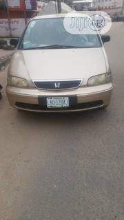 Honda Shuttle 2003 Gold | Cars for sale in Lagos State, Yaba