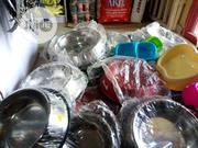 Assorted Dog Feeding Plates | Pet's Accessories for sale in Abuja (FCT) State, Kubwa