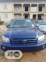 Toyota Highlander 2006 Blue | Cars for sale in Ogun State, Abeokuta South