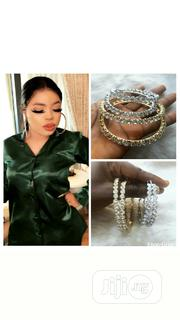 Studded Hoop | Jewelry for sale in Lagos State, Egbe Idimu