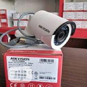 Hikvision Ds-2ce16d0t-ir Outdoor Camera | Security & Surveillance for sale in Lagos State, Ikeja