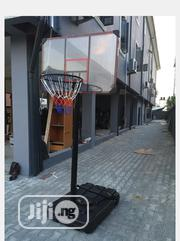 Basketball Stand Rim   Sports Equipment for sale in Lagos State, Victoria Island