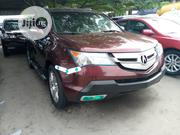 Acura MDX 2008 Red | Cars for sale in Lagos State, Lagos Mainland