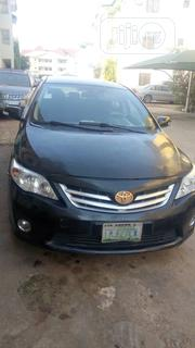 Toyota Corolla 2004 1.4 D Automatic Black   Cars for sale in Abuja (FCT) State, Wuye