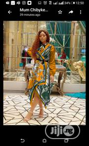New Female Quality Printed Dress   Clothing for sale in Lagos State, Amuwo-Odofin