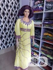 Kaftan Senegalise Voile Lace. | Clothing for sale in Lagos State, Mushin
