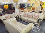 Intalian Leather Sofa | Furniture for sale in Lagos State, Victoria Island