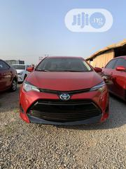 Toyota Corolla 2017 Red | Cars for sale in Abuja (FCT) State, Wuse 2
