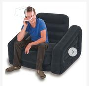 Intex Inflatable One Seater Pull-Out Sofa | Furniture for sale in Lagos State, Victoria Island