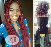 Africa Print Hair Clip | Hair Beauty for sale in Lagos State, Ojo
