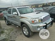 Toyota Tacoma 2009 Double Cab V6 Automatic Silver | Cars for sale in Lagos State, Amuwo-Odofin
