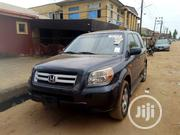 Honda Pilot 2006 Black | Cars for sale in Lagos State, Ipaja