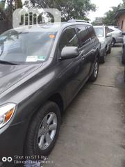 Toyota Highlander 2008 4x4 Gray | Cars for sale in Rivers State, Port-Harcourt