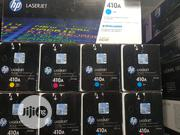 HP 410A Colour Toner Catridges | Accessories & Supplies for Electronics for sale in Lagos State, Ikoyi