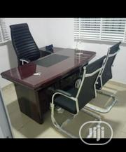 Office Table With Chairs | Furniture for sale in Abuja (FCT) State, Wuse 2