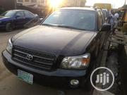 Toyota Highlander 2004 Limited V6 4x4 Black   Cars for sale in Lagos State, Mushin