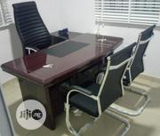Office Table With Chairs   Furniture for sale in Abuja (FCT) State, Garki 2