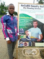 It A Laundry Shop That Needed A Services Provider | Cleaning Services for sale in Lagos State, Ikeja