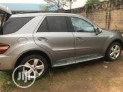 Mercedes-Benz M Class 2010 Gray | Cars for sale in Lagos State, Ikeja