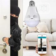 Wifi IP Wireless Hidden Camera Bulb | Security & Surveillance for sale in Lagos State, Ikeja