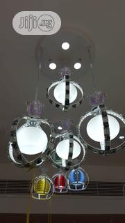 Pendant Led 4 In 1 Fitting White | Home Accessories for sale in Lagos State, Lagos Mainland