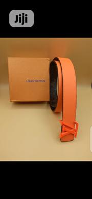 Latest Louis Vuitton Belt Original Quality   Clothing Accessories for sale in Lagos State, Surulere