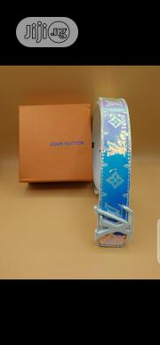 Latest Louis Vuitton Belt Original 345 | Clothing Accessories for sale in Lagos State, Surulere