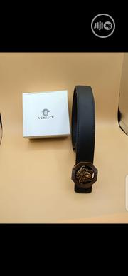 Latest Versace Belt Original 456 | Clothing Accessories for sale in Lagos State, Surulere