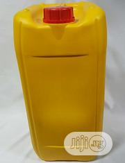 Empty Keg, 25 Litres Capacity Yellow Jerry Can Container | Manufacturing Materials & Tools for sale in Lagos State, Ikeja