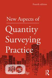 New Aspects Of Quantity Surveying Practice | Books & Games for sale in Lagos State, Surulere