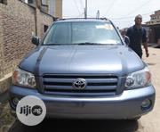 Toyota Highlander 2005 Limited V6 | Cars for sale in Lagos State, Surulere