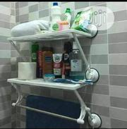 Classy Two Rack Bathroom Hanger | Home Accessories for sale in Lagos State, Ikeja