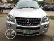 Mercedes-Benz M Class 2007 Silver | Cars for sale in Lagos State, Amuwo-Odofin