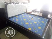 6by6 Bed Frame With Padded Head Rest | Furniture for sale in Lagos State, Ajah