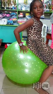 Massaging Nd Plan Fitness Gym Ball   Sports Equipment for sale in Lagos State, Ikeja