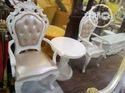 Console Table And Two Chairs | Furniture for sale in Abuja (FCT) State, Utako