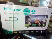 High Quality Hisense LED T.V 43'' | TV & DVD Equipment for sale in Lagos State, Ojo