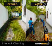 Professional Interlock Cleaning Services | Cleaning Services for sale in Lagos State, Lagos Mainland