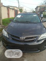 Toyota Corolla 2011 Black | Cars for sale in Lagos State, Isolo